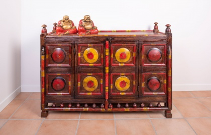 Credenza Punjaby Chest